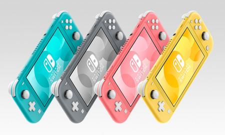 Nintendo Switch Lite se viste de coral en este nuevo modelo anunciado para Japón y Norteamérica