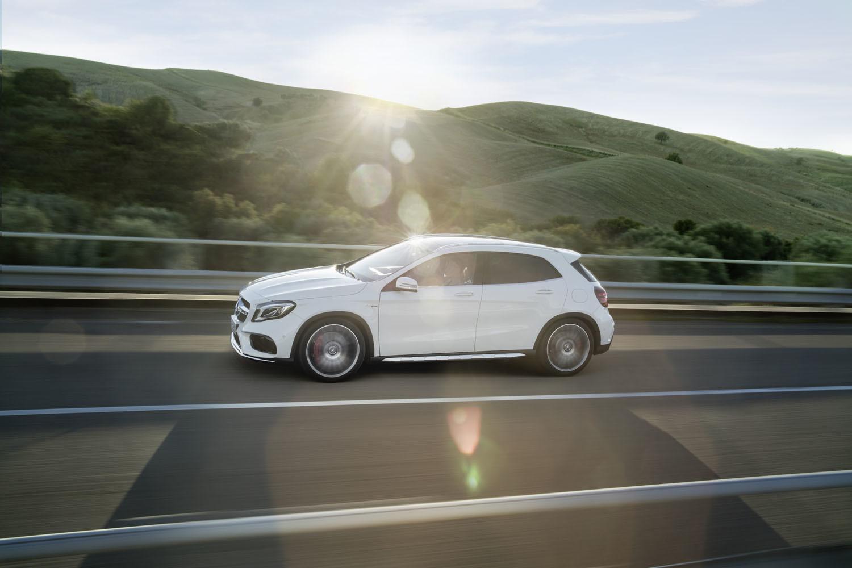 Foto de Mercedes-AMG GLA 45 2017 (5/43)