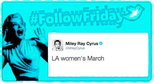 #FollowFriday de Poprosa: las famosas se nos van de marcha