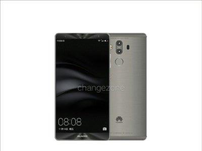 Huawei Mate 9 se filtra en numerosos renders y revela una amplia gama de colores
