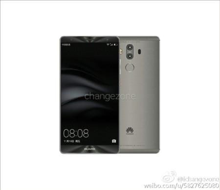 Huawei Mate 9 Renders 2