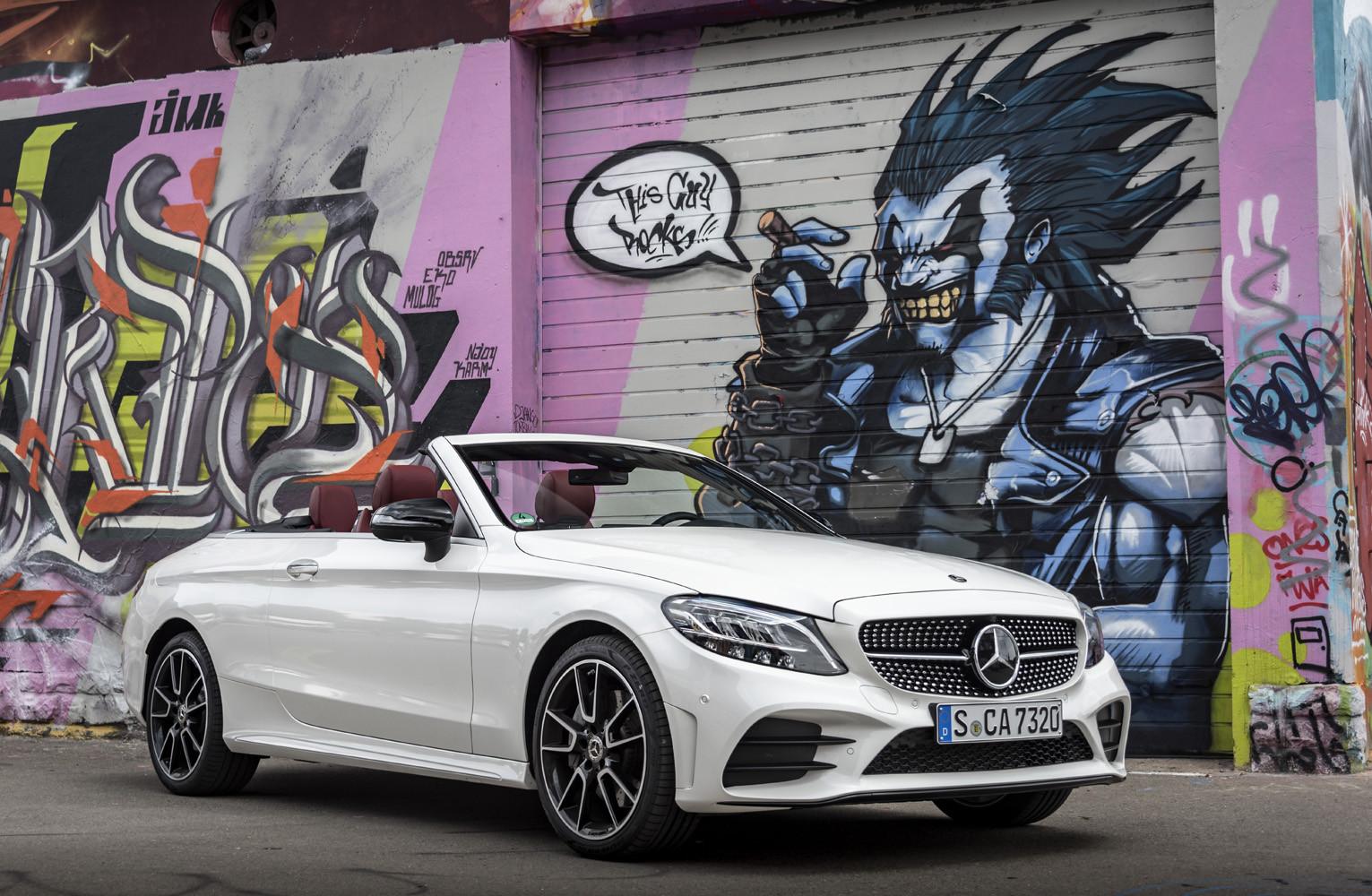 Foto de Mercedes-Benz Clase C 2018, toma de contacto (59/255)