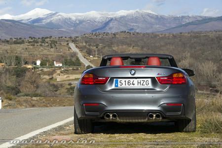 BMW M4 Cabrio, prueba (parte 2)