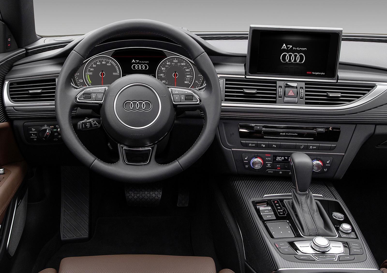 Foto de Audi A7 Sportback h-tron quattro (28/49)