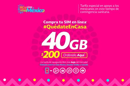 """Vasanta, otro OMV """"listo para 5G"""" en México que ofrece internet para casa y telefonía móvil: 40 GB por 200 pesos al mes"""