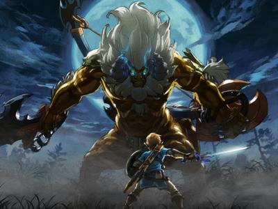 The Legend of Zelda: Breath of the Wild es elegido juego del año en los D.I.C.E. Awards 2018