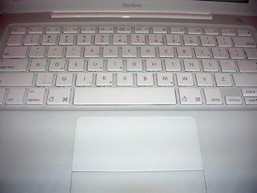 Macbook con teclado Dvorak