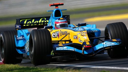 Renault R25 Alonso