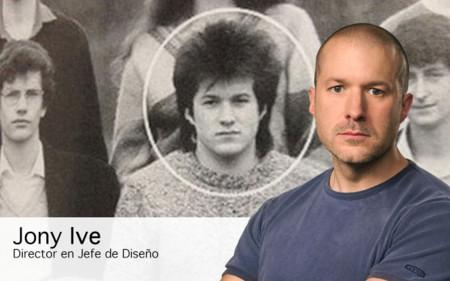 Jony Ive en imágenes, un repaso relámpago a la carrera del Director Jefe de Diseño de Apple