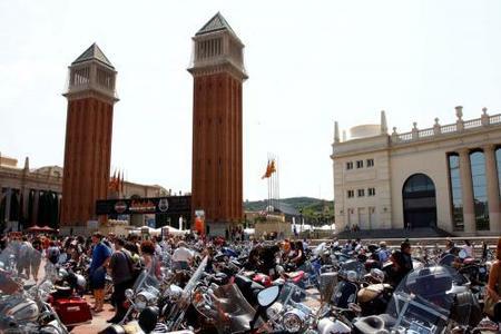 Barcelona acogerá los Harley Days una vez más en 2010