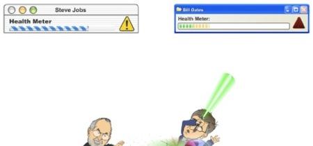 Steve Jobs VS Bill Gates, lucha por tu elección