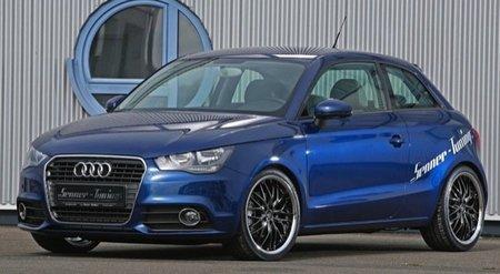 Audi A1 por Senner Tuning, o cómo intentar ver con otros ojos el Audi A1