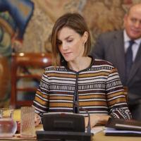 """Los últimos looks de Letizia: uno """"inspirado"""" en Gala González y otro de estilo sixties"""