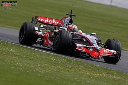 Heikki Kovalainen encabeza la segunda jornada en Silverstone