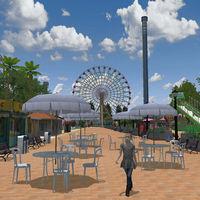 El parque de atracciones de Rollercoaster Dreams abrirá sus puertas el 22 de diciembre en PS4 y PS VR