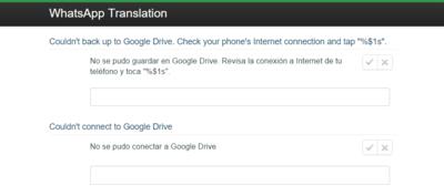 WhatsApp está trabajando para tener respaldos en Google Drive o en la microSD