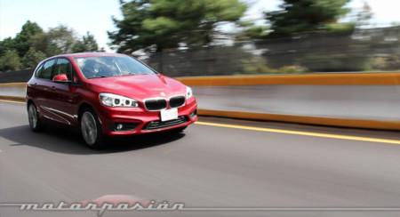 BMW Serie 2 Active Tourer, la videoprueba del monovolumen que te hará olvidar la existencia de los SUV