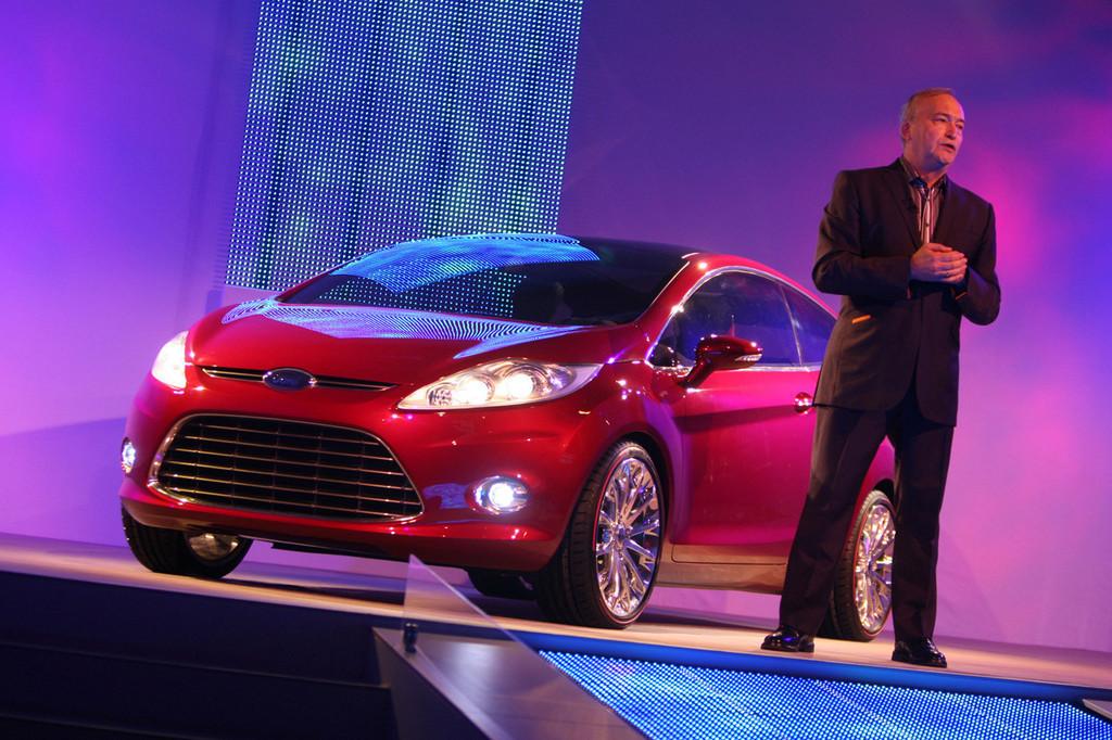 Foto de Ford Verve Concept (1/34)