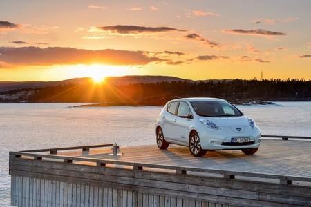 Uno de cada dos coches eléctricos en EE.UU. es un Nissan Leaf