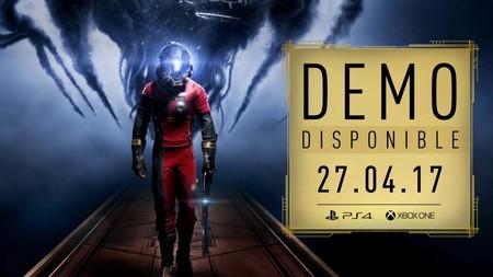 Prey ofrecerá un demo con la primera hora del juego antes de su lanzamiento