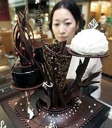 Un pastel de 650.000 euros