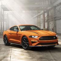 El Ford Mustang Ecoboost llega a los 335 CV e incorpora elementos del GT con el paquete High Performance