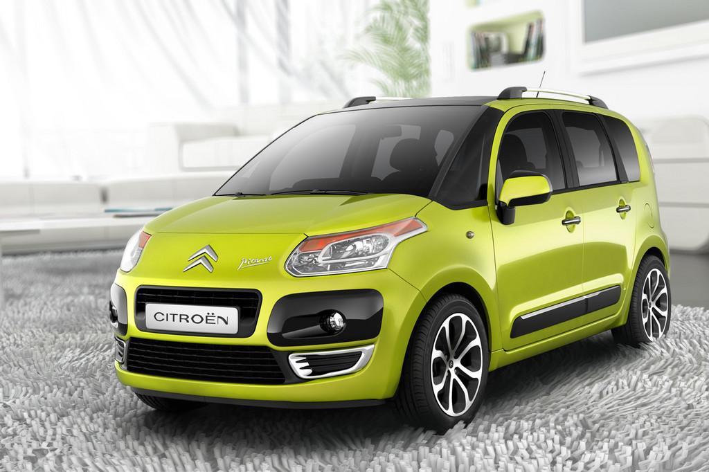 Foto de Citroën C3 Picasso (4/18)