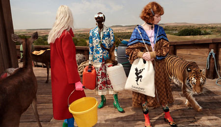 Gucci Coleccion Crucero 2019 13