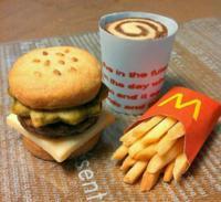 Acompaña el café de la mañana o el té de la tarde con la clásica comida 'Fast Food' de McDonald's