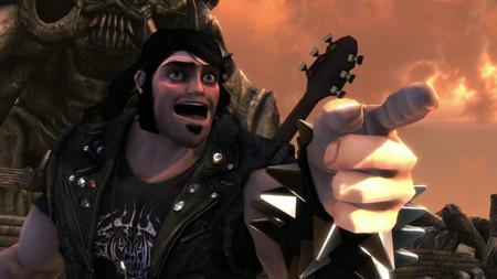 Brütal Legend podría rockear de nuevo con una secuela si Psychonauts 2 logra triunfar