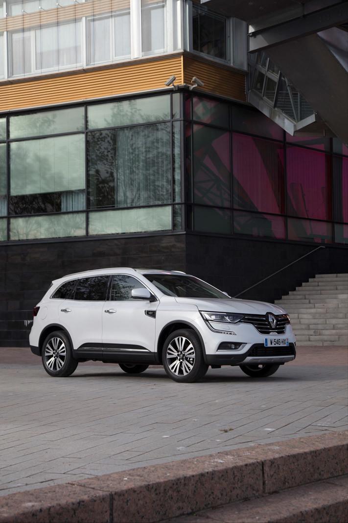 Renault Koleos 2017, toma de contacto
