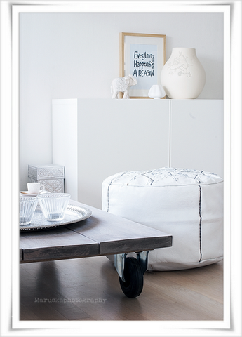 Mestizaje decorativo: el estilo nórdico dialoga con el estilo árabe
