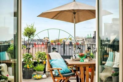 La semana decorativa: terrazas para disfrutar del verano