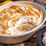 Receta de pudin de plátano y merengue, el postre perfecto para compartir en familia (con vídeo incluido)