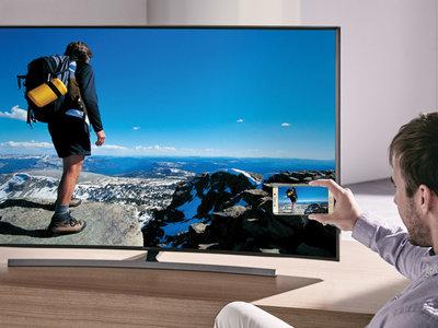 Cómo conectar un smartphone (y una tableta) a un televisor