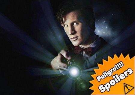 El puzzle temporal de la quinta temporada de 'Doctor Who'