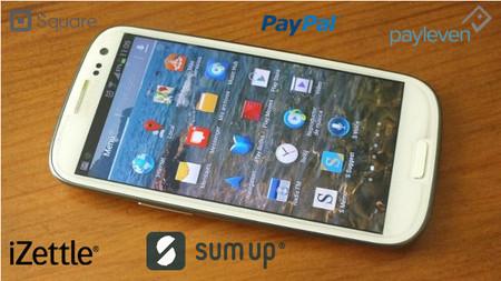 Cinco servicios para aceptar pagos con tarjeta desde el móvil