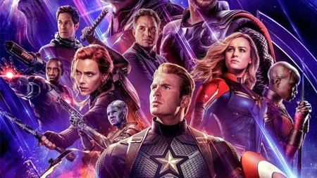 Avengers Infinity Saga 2