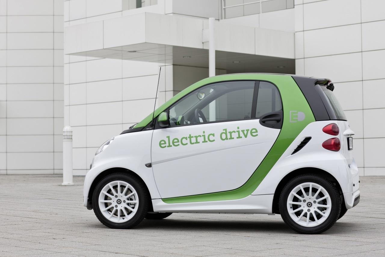 Foto de Smart Fortwo Electric Drive (2/4)