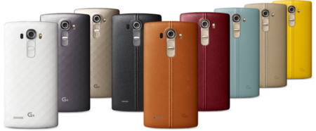 Lg G4 Leather Collection