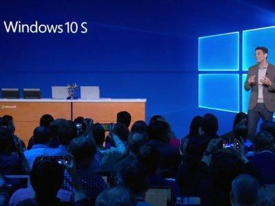 """Microsoft adelanta el modo S de Windows 10 a Redstone 4 y espera que lo usen la """"mayoría de los clientes"""""""