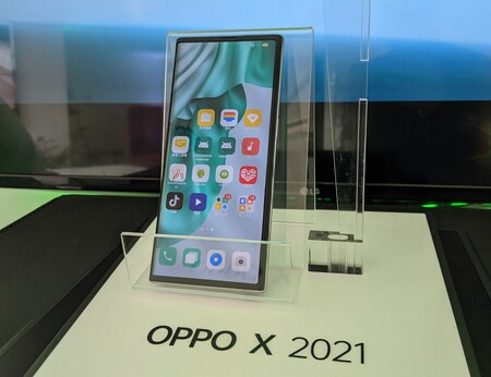 Oppo X 2021 Name