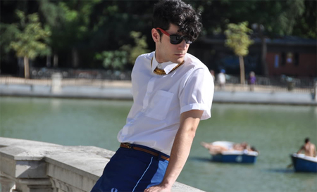 Camisa + Collar