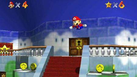 "Rompen ""por accidente"" récord en Super Mario 64"