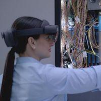 Es es el aspecto de las HoloLens 2: se filtran las nuevas gafas de realidad aumentada de Microsoft