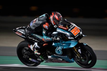 Fabio Quartararo Yamaha Catar