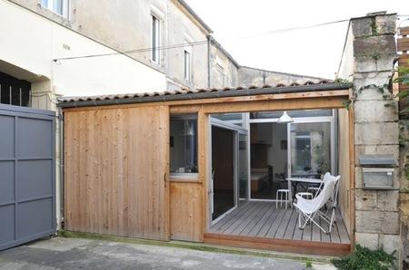 Casas poco convencionales: vivir en un garaje