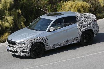 Los nuevos BMW X5 y X6 M podrían debutar en Los Ángeles