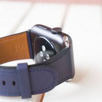 Los próximos Apple Watch utilizarán botones hápticos, para ahorrar espacio y mejora la impermeabilidad