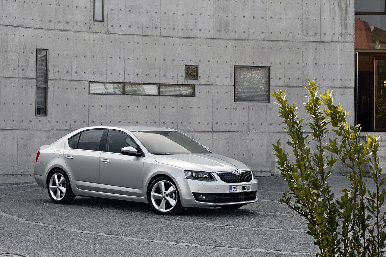 Foto de Škoda Octavia 2013 (1/8)